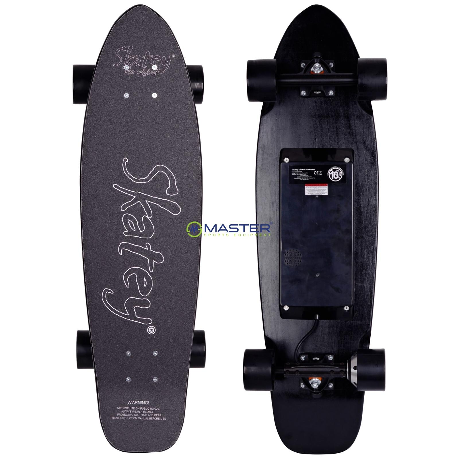 Elektrický longboard SKATEY 350L čierny. celá galéria 00b6896cbd