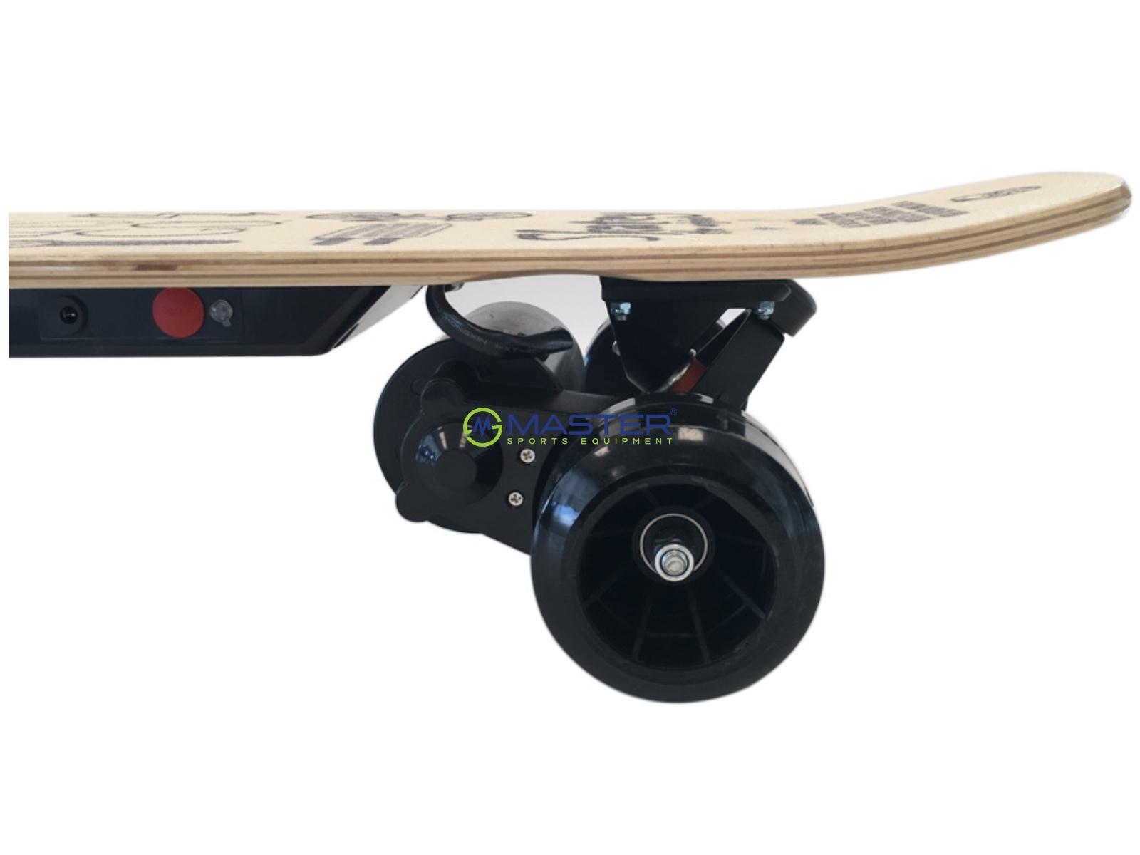 Elektrický longboard SKATEY 350L wood art. celá galéria 15be1f6426