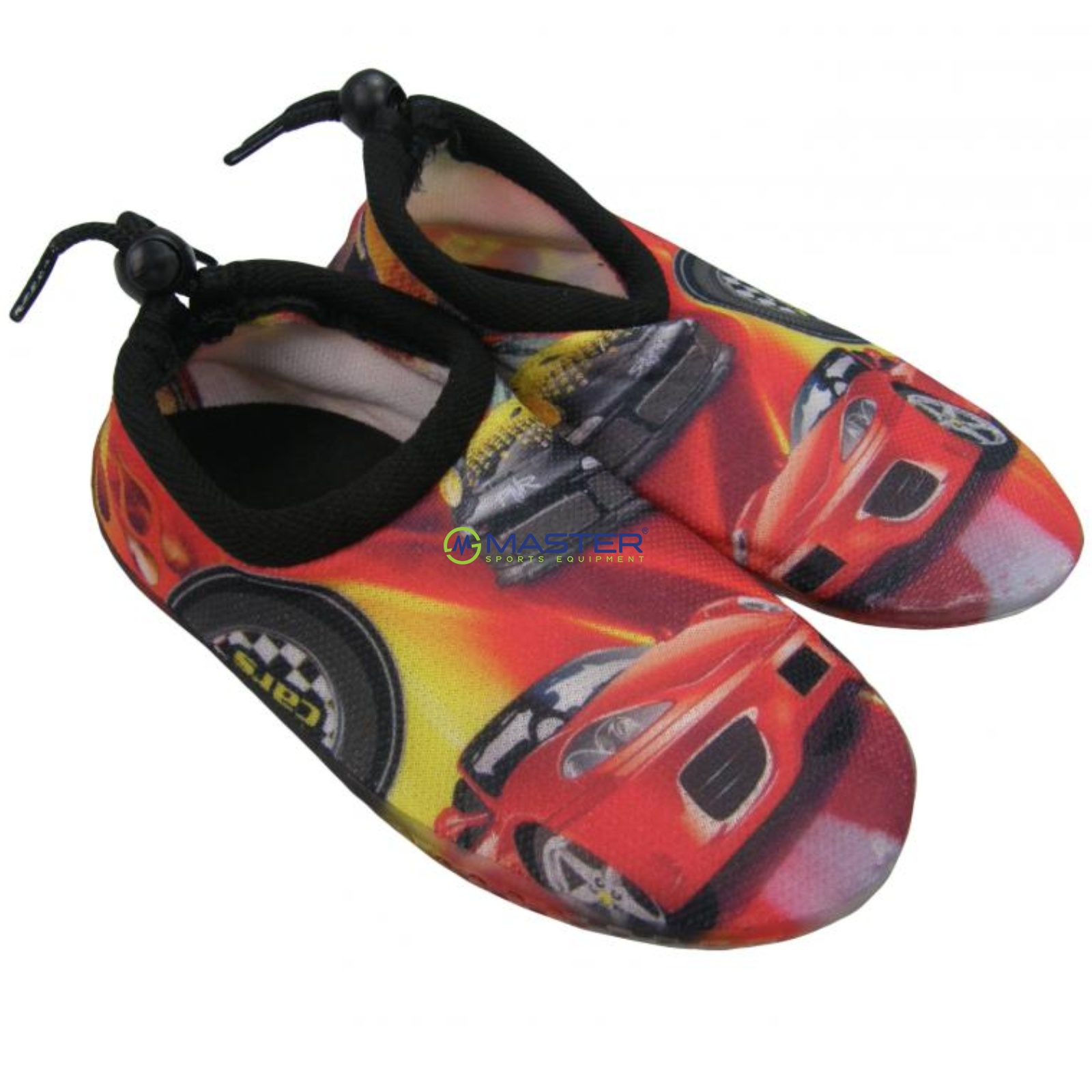 Topánky do vody AQUA SURFING Cars  6b3c2788f72
