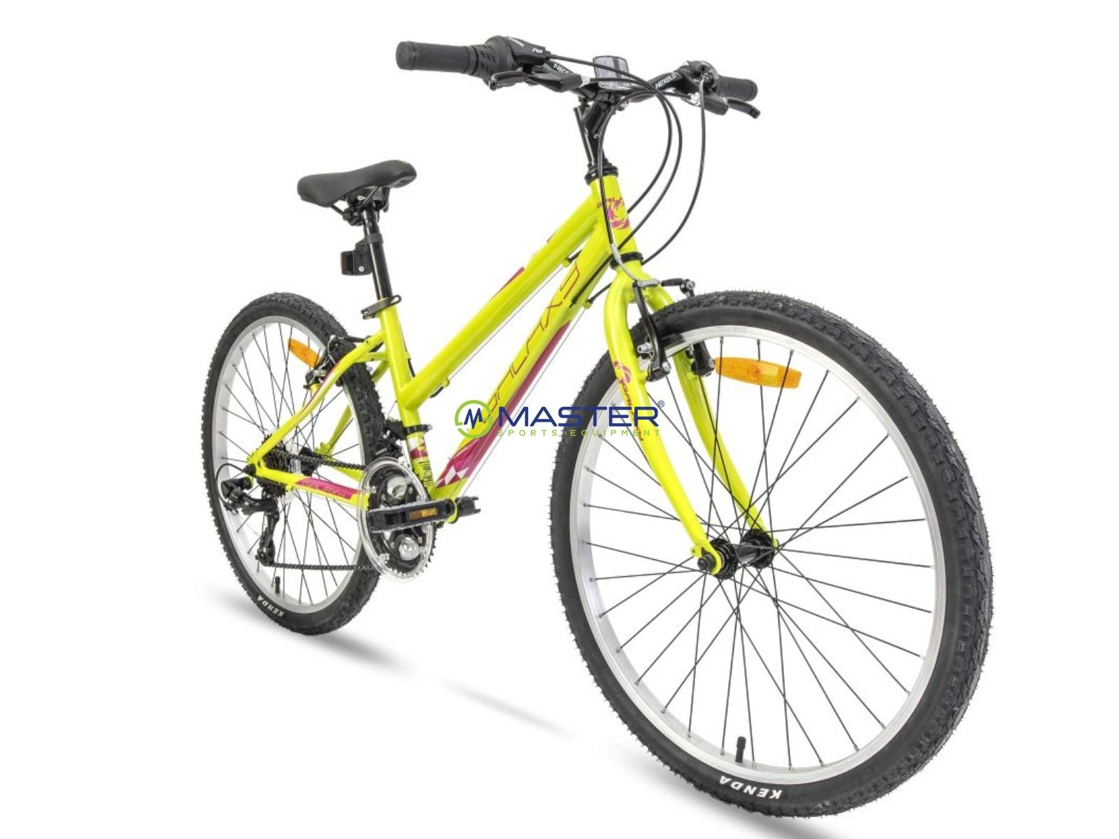 Detský bicykel GALAXY Ruby 24. Poslať odkaz c9f57d643fb