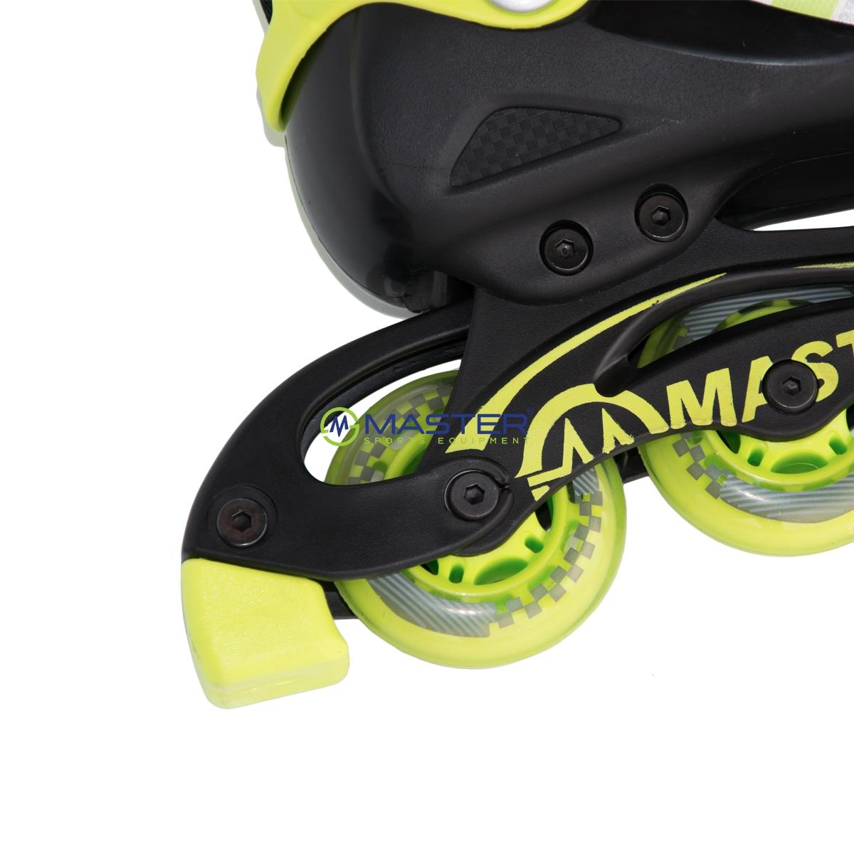 Kolieskové korčule MASTER Myrtle 38-41 - 2. jakost ... bfc58aa0f8d